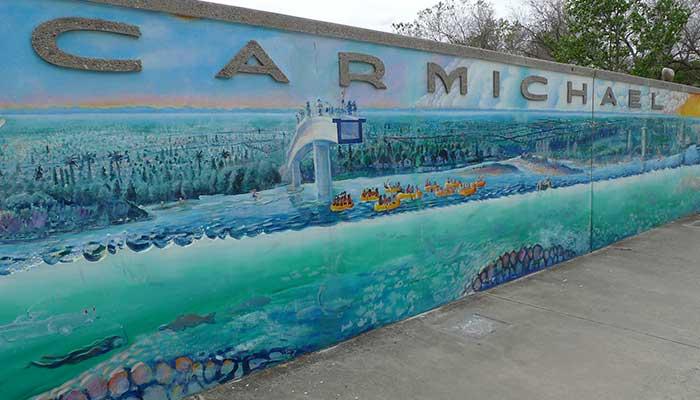 Wall of Carmichael