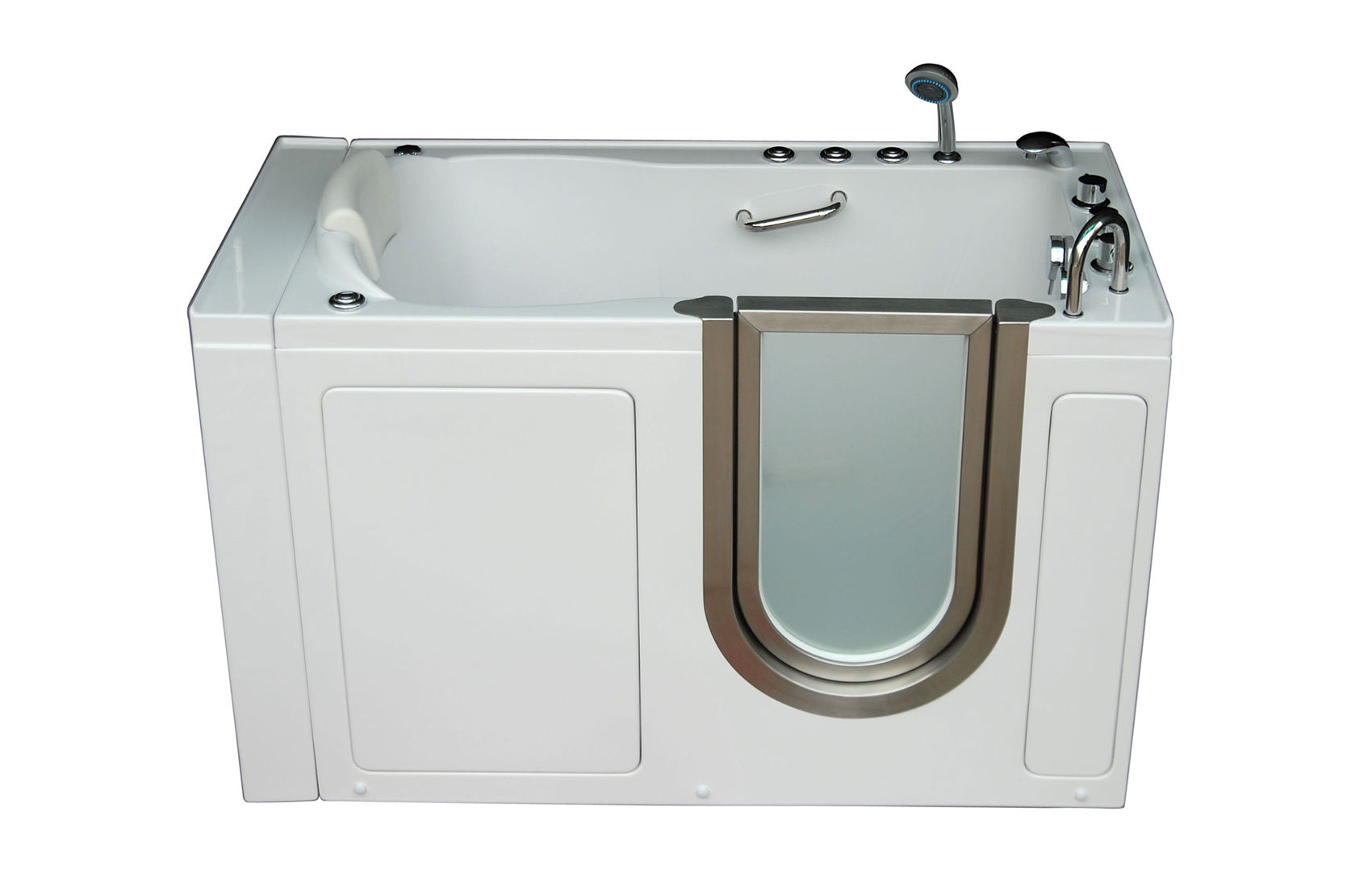 Ella's Deluxe Walk-In Tub