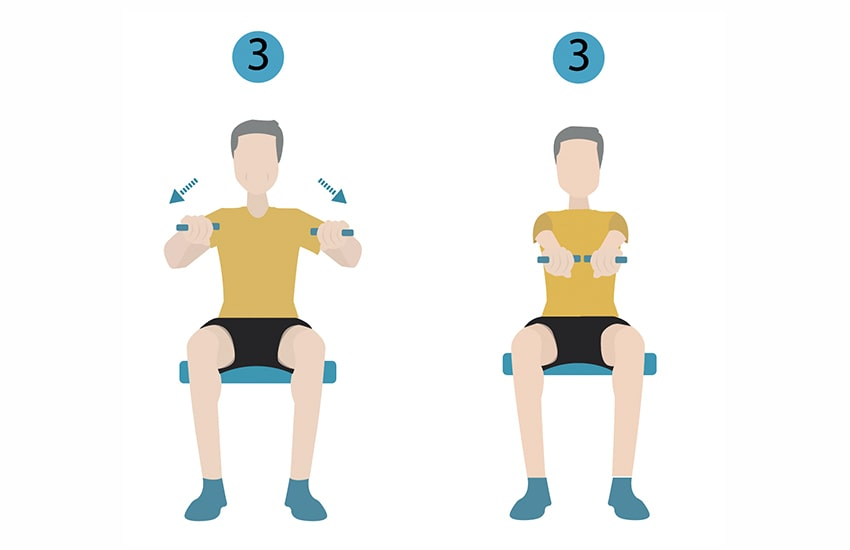 Seated-Chest-Press