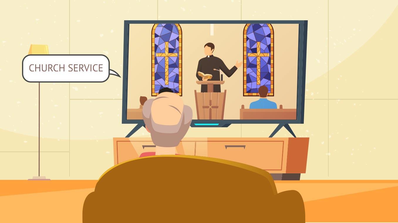 Watch Church Services Online