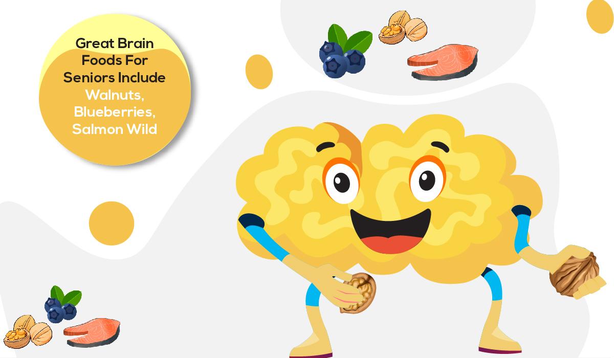 brain food omega 3