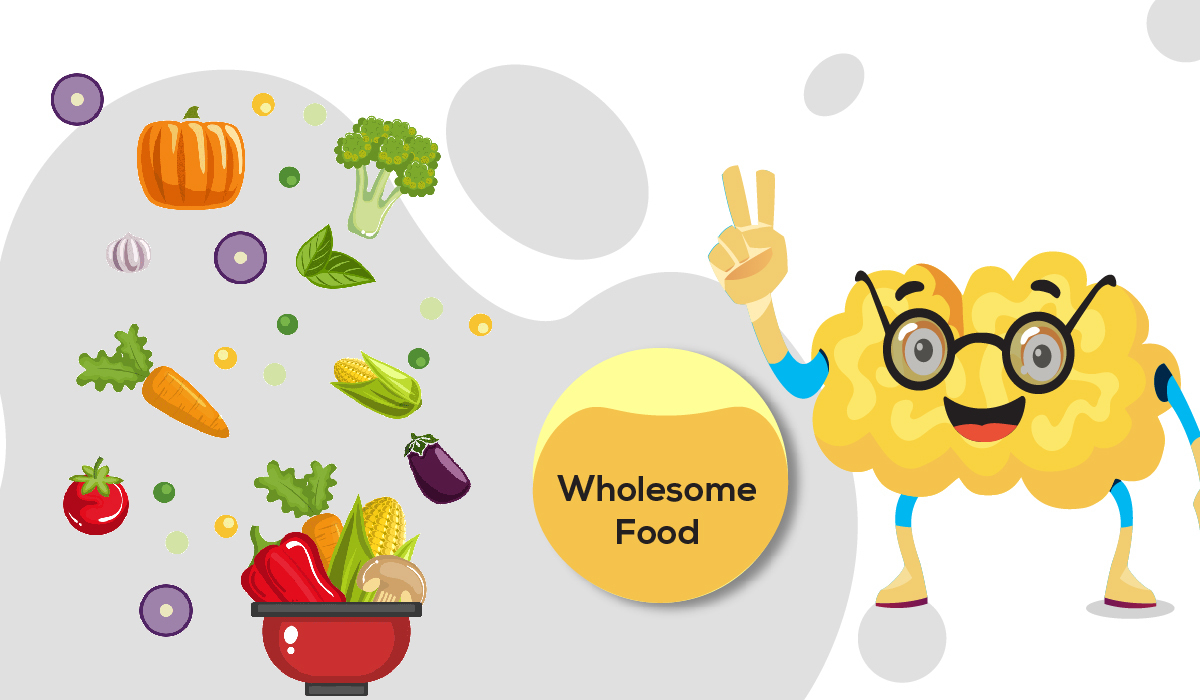 brain food wholesome foods